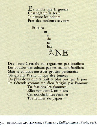 Guillaume Apollinaire - Page 3 Apollinaire.fumees